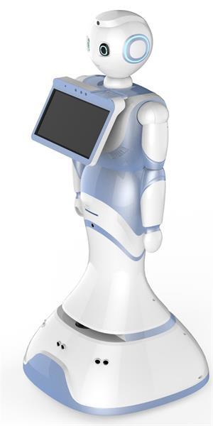 迎宾服务机器人HUAN-JQR-7001