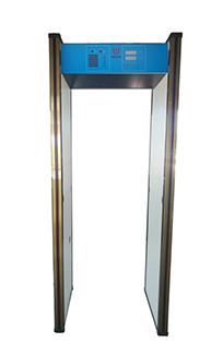 高精度金属探测门